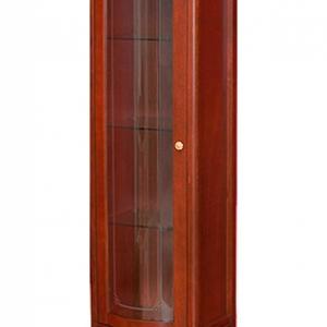 Шкаф-пенал Migliore Bella со стеклянной дверцей